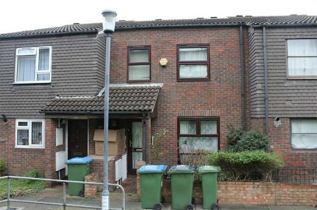 4 Bedrooms Terraced House for sale in Jim Bradley Close, London