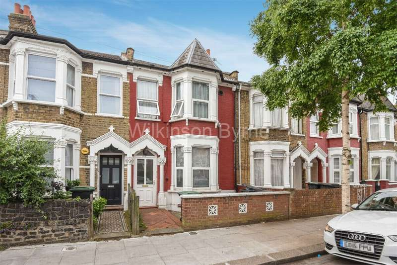 4 Bedrooms Terraced House for sale in Fairfax Road, Harringay