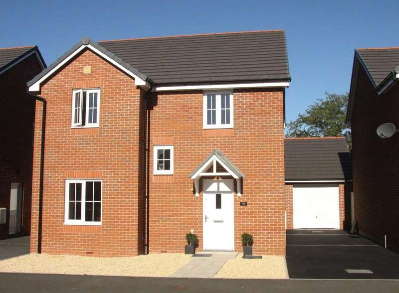 4 Bedrooms Detached House for sale in Heol Y Gigfran, Cefneithin