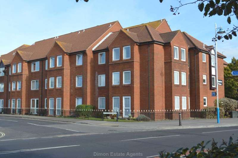 1 Bedroom Retirement Property for sale in Homefort House, Stoke Road, Gosport
