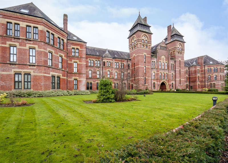 2 Bedrooms Flat for sale in 114 Kingswood Hall, Middlewood Road East, S6 1RF