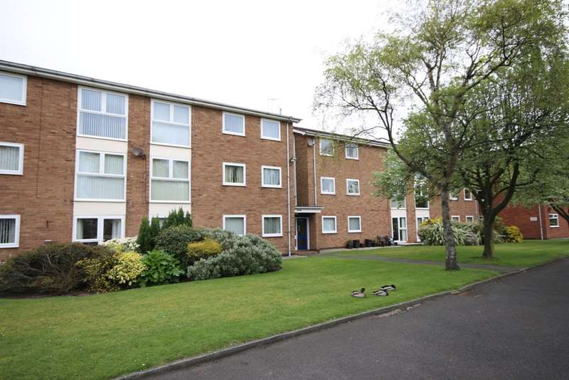 1 Bedroom Ground Flat for sale in Brentwood Court, Rawlinson Road, Hesketh Park, Southport