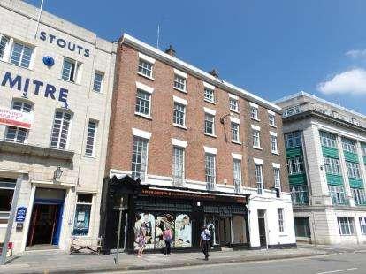 1 Bedroom Flat for sale in Dale Street, Liverpool, Merseyside, L2