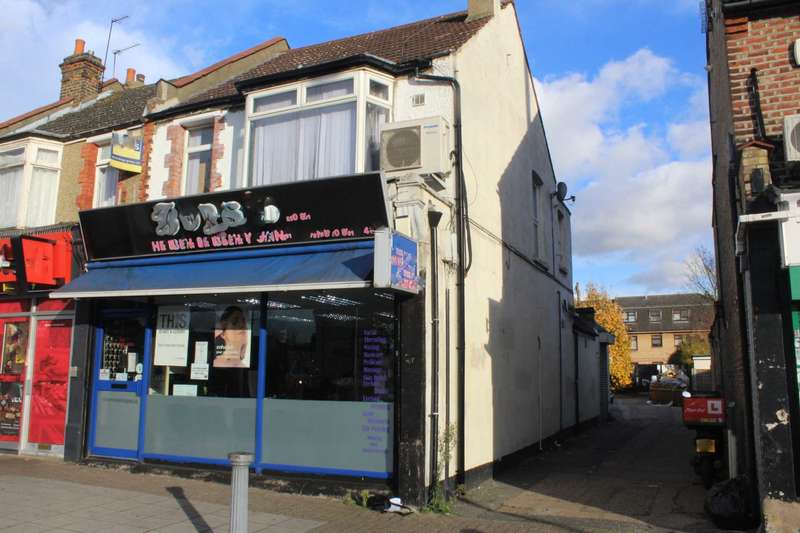 3 Bedrooms Retail Property (high Street) Commercial for sale in Chingford Mount Road, London