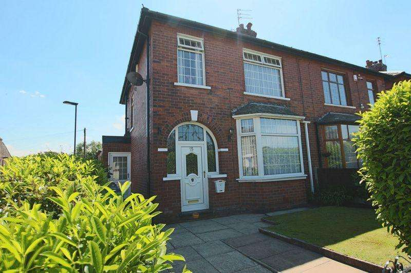 3 Bedrooms Semi Detached House for sale in Edenfield Street, Rochdale OL12 7BP