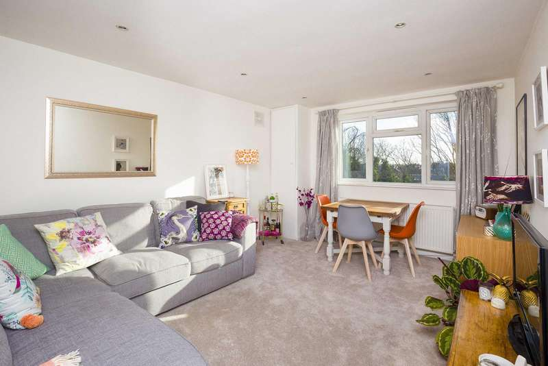 Flat for sale in Crouch Hill, Stroud Green, London, N4