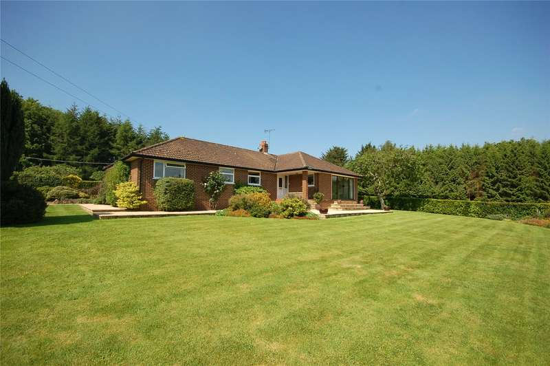 4 Bedrooms Detached Bungalow for sale in Walden Estate, West Grimstead, Salisbury, Wiltshire, SP5