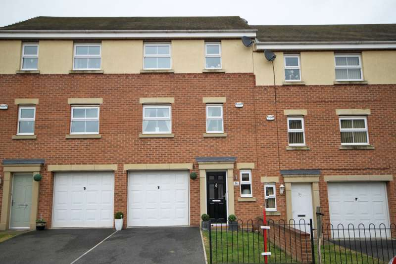 3 Bedrooms Property for sale in PENNISTONE PLACE, SCARTHO PARK