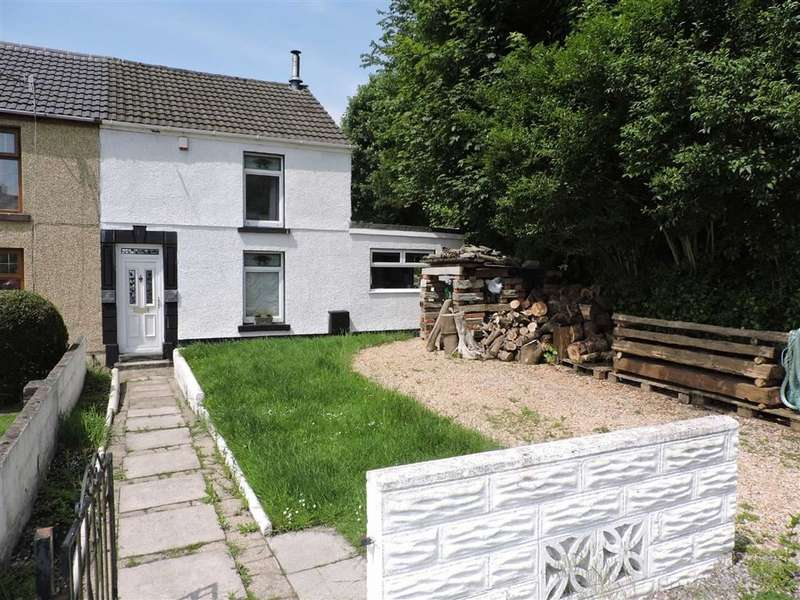 2 Bedrooms Cottage House for sale in Llangyfelach Road, Treboeth