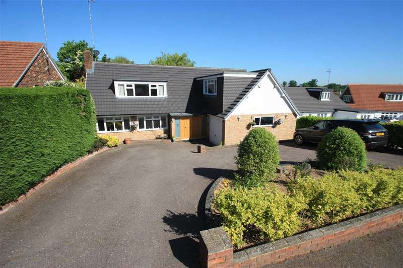 4 Bedrooms Detached House for sale in Willow Dene, Bushey Heath