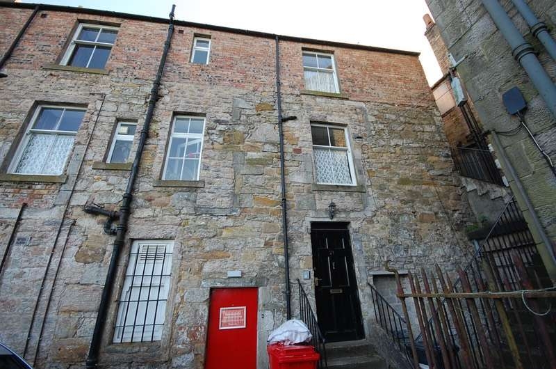1 Bedroom Flat for sale in queen anne street, dunfermline, Fife, KY12