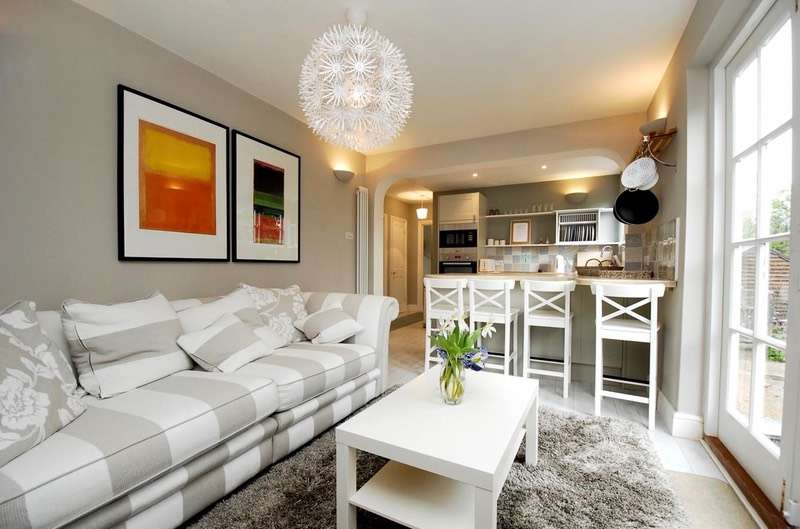 3 Bedrooms Maisonette Flat for sale in Oakworth, London, London, W10