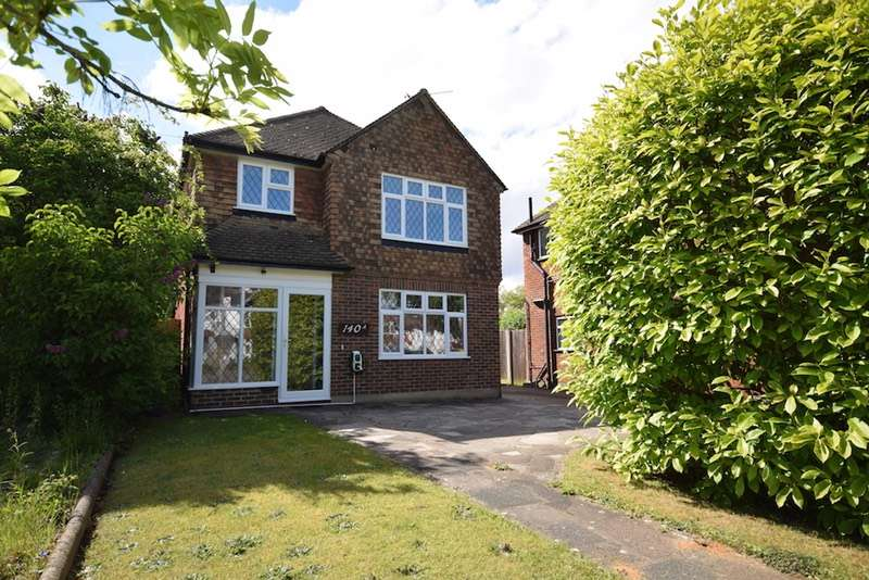3 Bedrooms Detached House for sale in Banstead Road South, Sutton, Surrey, SM2
