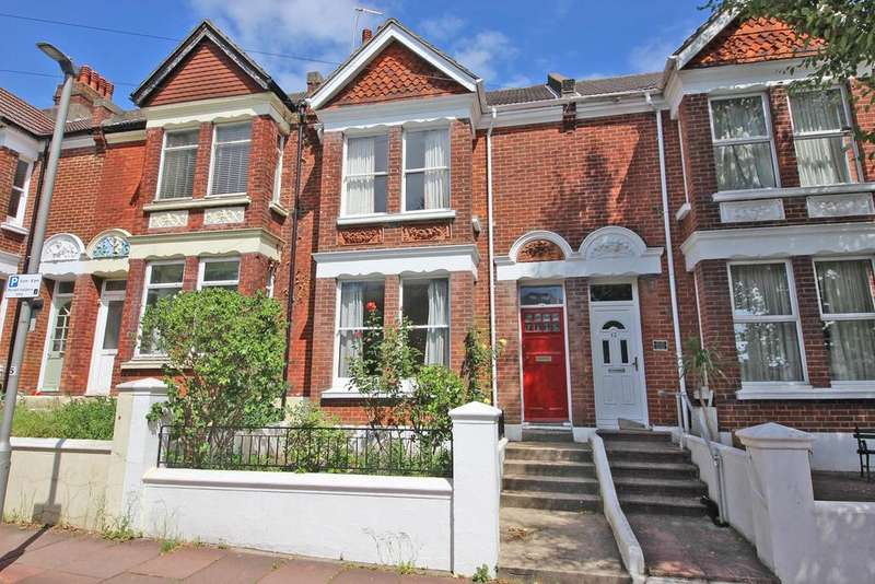 3 Bedrooms Terraced House for sale in Edburton Avenue, Brighton BN1