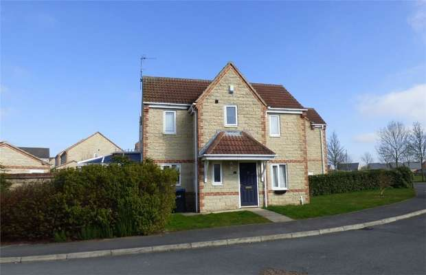 3 Bedrooms Detached House for sale in Ashtree Close, NEWTON AYCLIFFE, Durham