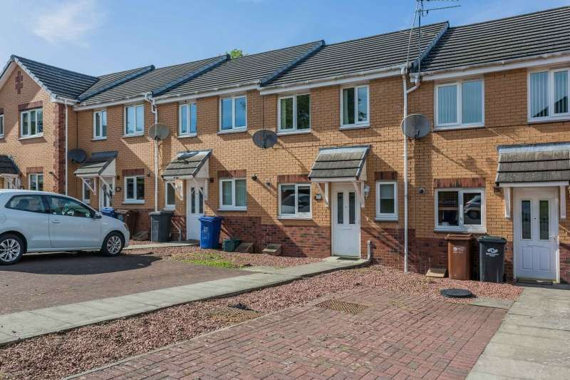 2 Bedrooms Terraced House for sale in Willow Drive, Johnstone, Renfrewshire, PA5 0AH