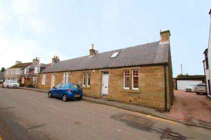 4 Bedrooms End Of Terrace House for sale in High Street, Freuchie