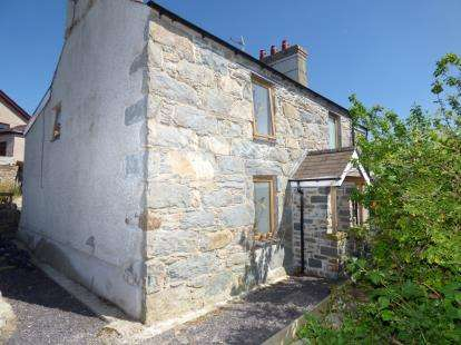5 Bedrooms Detached House for sale in Coetmor Road, Bethesda, Bangor, Gwynedd, LL57