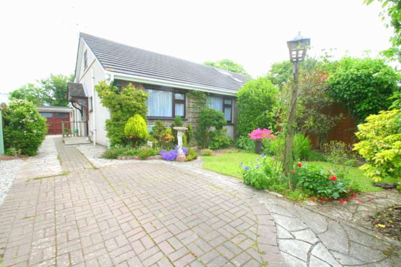 3 Bedrooms Semi Detached Bungalow for sale in Leyford Close, Wembury, Plymouth