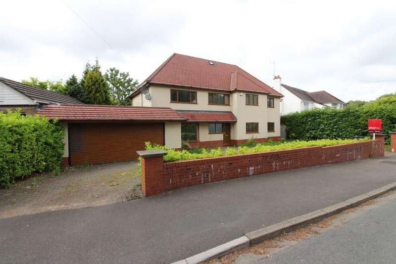 5 Bedrooms Detached House for rent in Westminster Crescent, Cyncoed