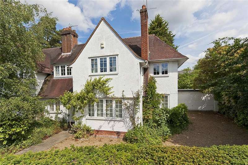 4 Bedrooms End Of Terrace House for sale in Milbourne Lane, Esher, Surrey, KT10