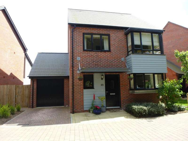 4 Bedrooms Detached House for rent in Bluegown Avenue, Leyborne Chase