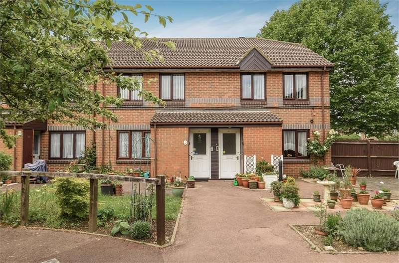 1 Bedroom Retirement Property for sale in Berryscroft Court, Berryscroft Road, Staines-upon-Thames, Surrey
