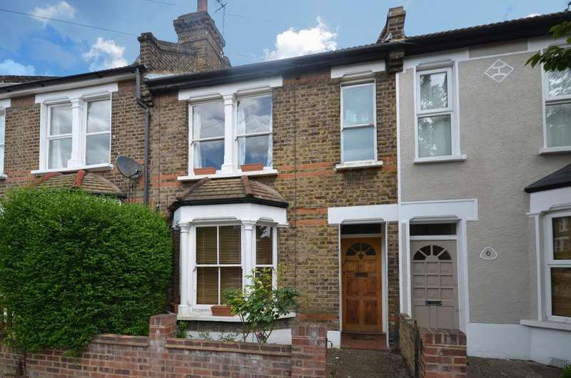 2 Bedrooms Terraced House for sale in Pascoe Road Hither Green SE13