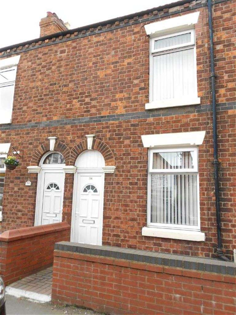 2 Bedrooms Property for sale in West Street, Crewe, Cheshire