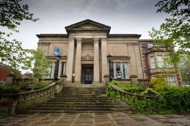 Commercial Property for rent in The Harris Institute (exc regent ho Avenham Lane, Preston, PR1