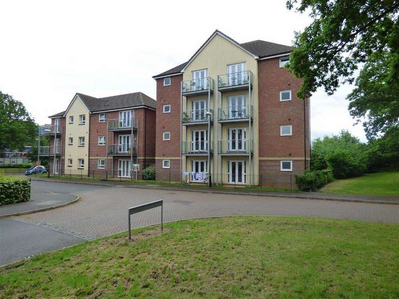 2 Bedrooms Flat for sale in Philmont Court, Coventry