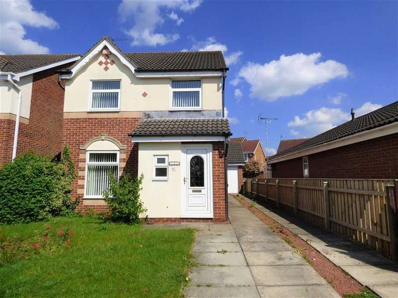 3 Bedrooms Detached House for sale in Marchant Close, Beverley