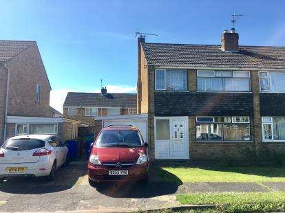3 Bedrooms Semi Detached House for sale in Woodside, Boston, Lincs, England