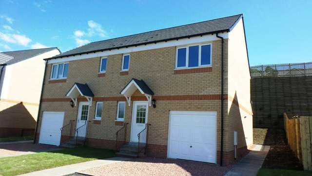 3 Bedrooms Semi Detached House for rent in Clement Drive, Newton Mearns, Glasgow