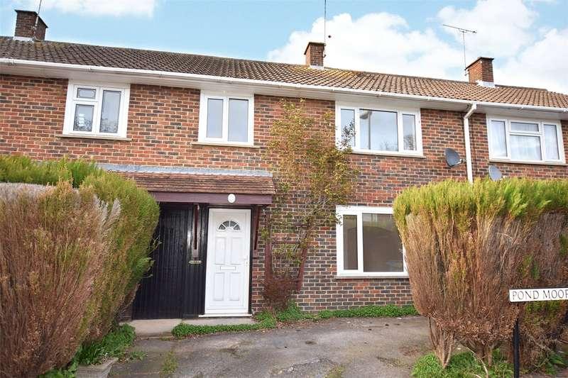 3 Bedrooms House for sale in Pondmoor Road, Bracknell, Berkshire, RG12