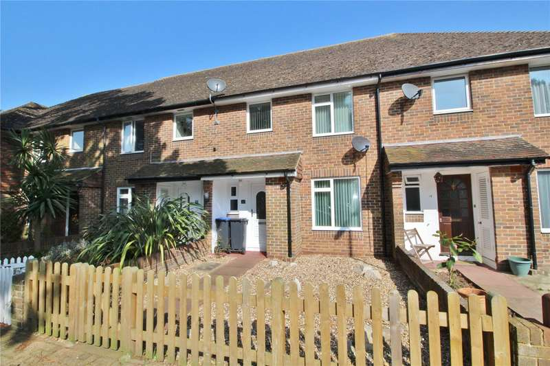 3 Bedrooms Terraced House for sale in Springfield Gardens, Offington, Worthing, BN13