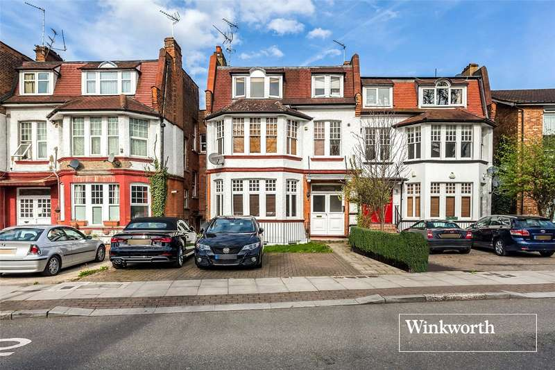 1 Bedroom Flat for sale in Nether Street, Finchley, London, N3