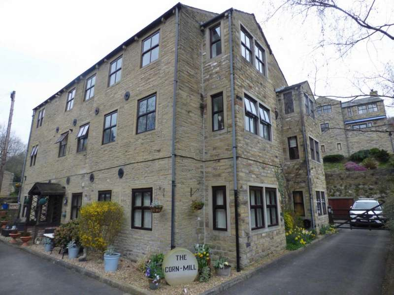 2 Bedrooms Apartment Flat for sale in The Corn Mill, High Street, Luddenden, Halifax, HX2