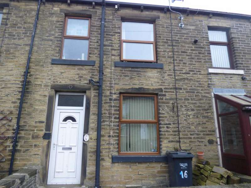 2 Bedrooms Terraced House for sale in Charlesworth Grove, Pellon, Halifax, West Yorkshire, HX2