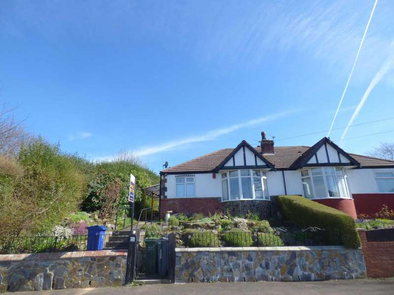 2 Bedrooms Semi Detached Bungalow for sale in Heaton Park Road, Blackley, Manchester, M9