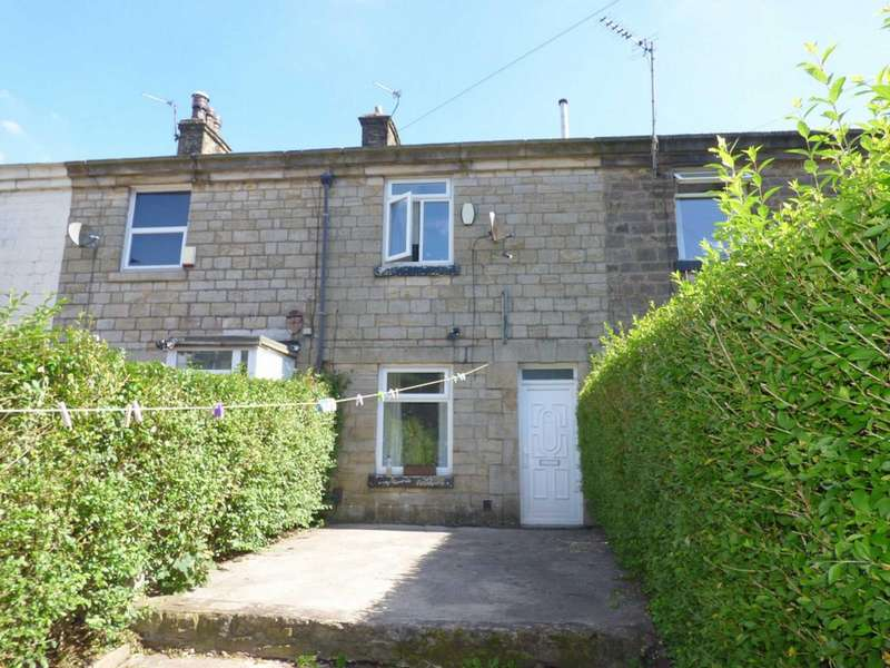 2 Bedrooms Terraced House for sale in Belfield Old Road, Rochdale, Lancashire, OL16