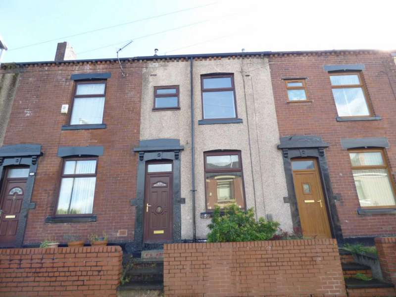 2 Bedrooms Terraced House for sale in Crown Street, Rochdale, Lancashire, OL16