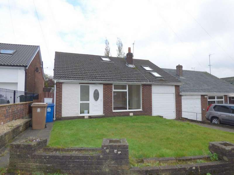 4 Bedrooms Semi Detached House for sale in Links View, Bamford, Rochdale, Lancashire, OL11