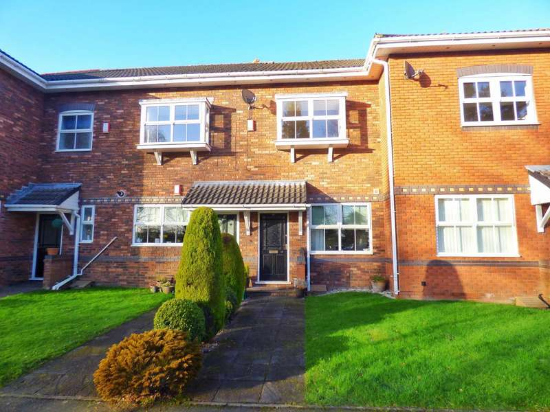 2 Bedrooms Apartment Flat for sale in Bamford Mews, Norden Road, Bamford, Rochdale, OL11