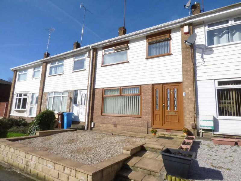 3 Bedrooms Terraced House for sale in Harewood Drive, Royton, Oldham, OL2