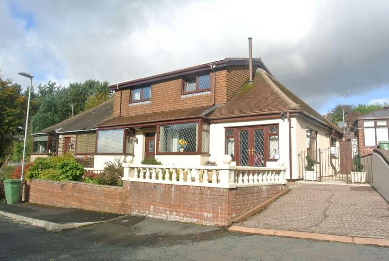 4 Bedrooms Semi Detached House for sale in Huddersfield Road, Austerlands, Saddleworth, OL4