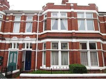 3 Bedrooms Terraced House for sale in Sherwin Street, Crewe, CW2 6DJ