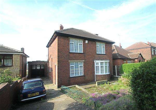 3 Bedrooms Detached House for sale in Station Road, Hemsworth