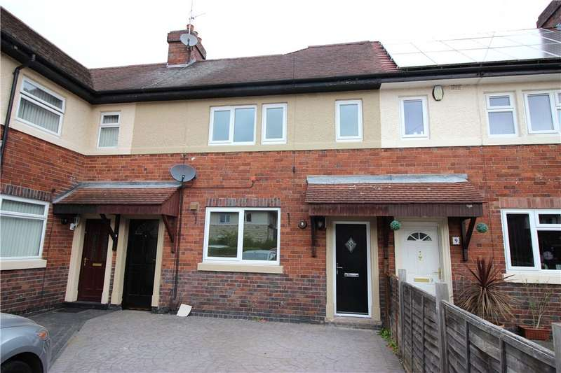 3 Bedrooms Terraced House for sale in Burbage Place, Alvaston, Derby, Derbyshire, DE24