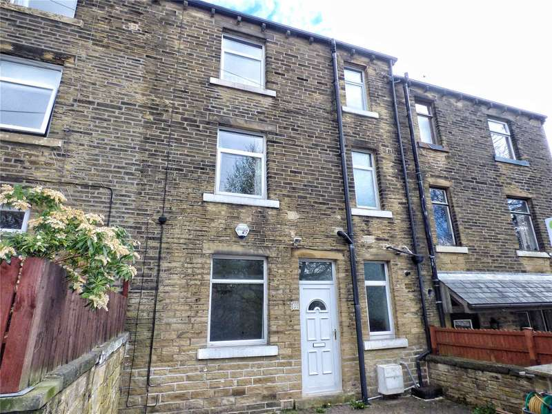 2 Bedrooms Terraced House for sale in Fixby Avenue, Pye Nest, HALIFAX, West Yorkshire, HX2